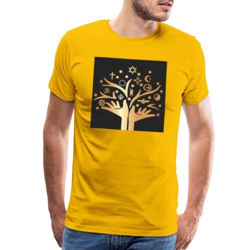 Religion for all - Men's Premium T-Shirt