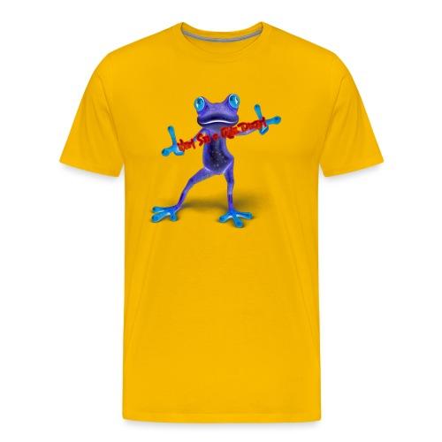 Logo - Nem Sei o Que Dizem - Podcast - Men's Premium T-Shirt