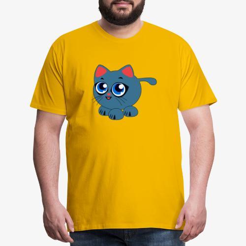 Baby Cat Funny - Men's Premium T-Shirt