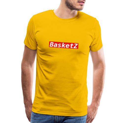 BasketZ - Men's Premium T-Shirt