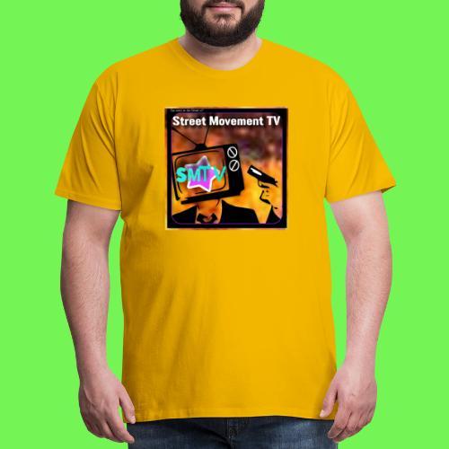 Street Movement TV 2 - Men's Premium T-Shirt