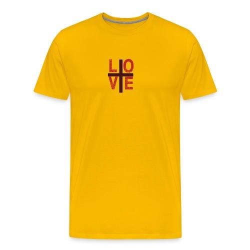 love copy - Men's Premium T-Shirt