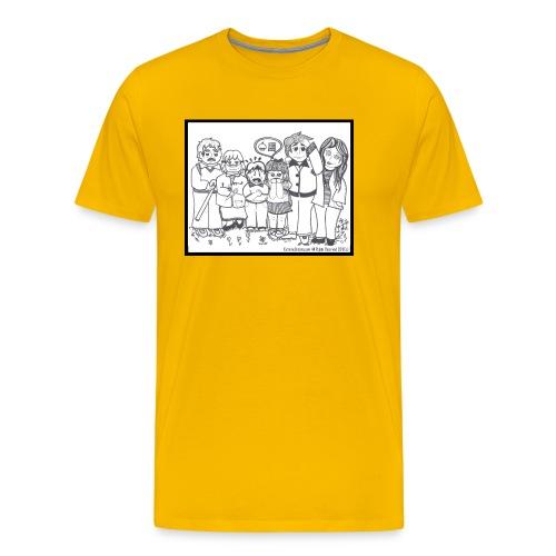 The Extreme Dieters - Men's Premium T-Shirt