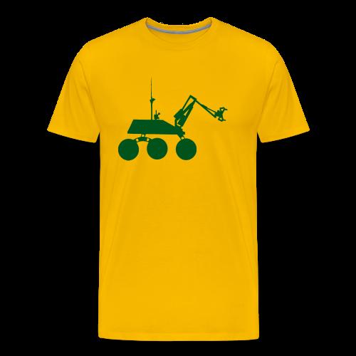 USST Rover Green - Men's Premium T-Shirt