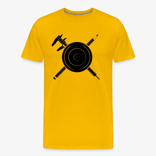 Photography + Design - Men's Premium T-Shirt