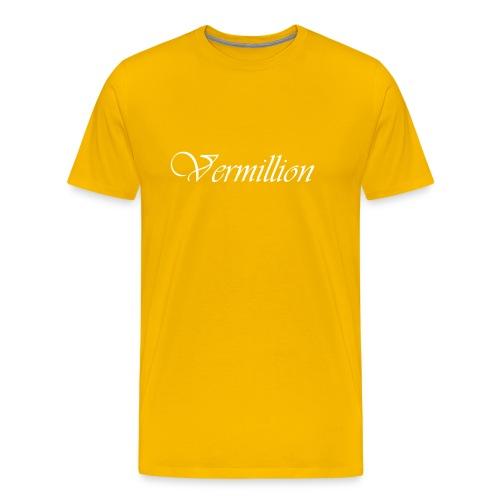 Vermillion T - Men's Premium T-Shirt