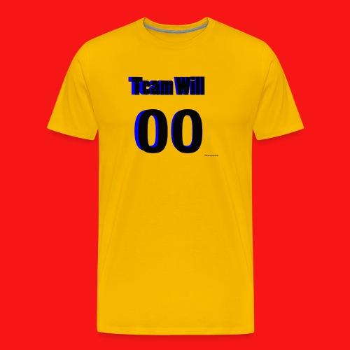 Team Will - Men's Premium T-Shirt