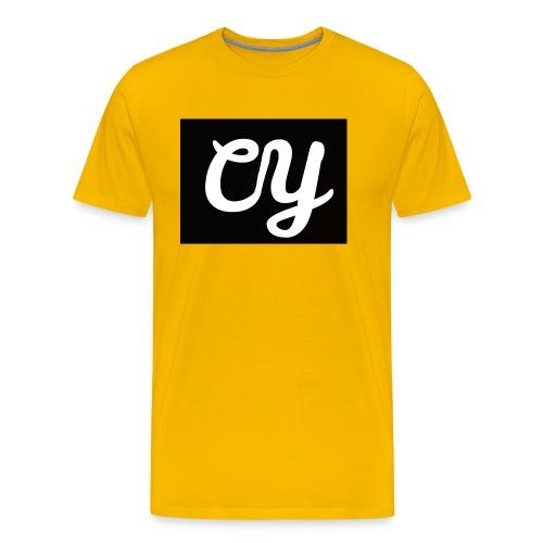 YasdeCaiters Merchandise - Men's Premium T-Shirt