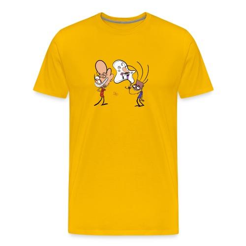 Pop Your Bubble - Men's Premium T-Shirt