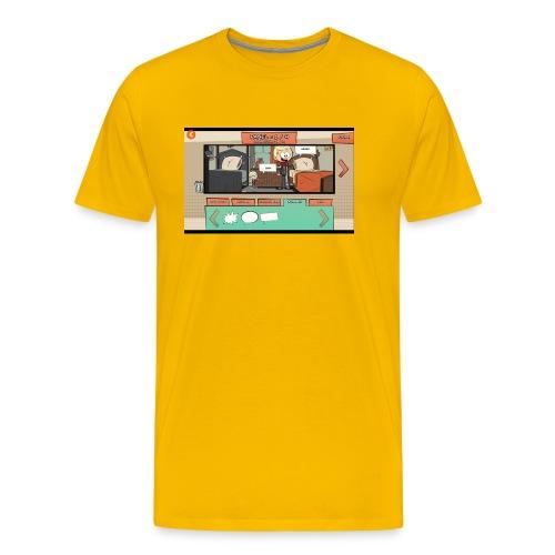 Teh comic - Men's Premium T-Shirt