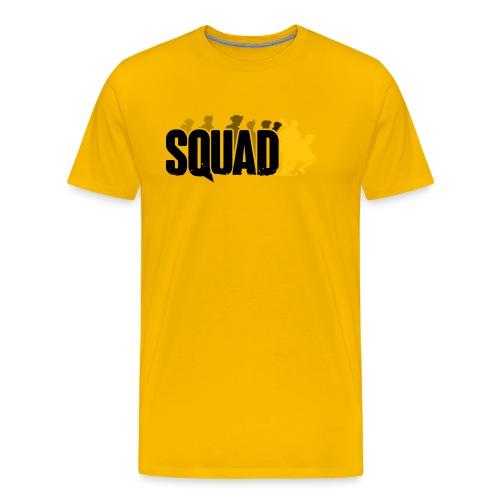 cv sqoud - Men's Premium T-Shirt