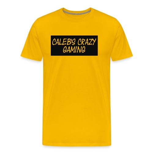 caleb's first shirt - Men's Premium T-Shirt