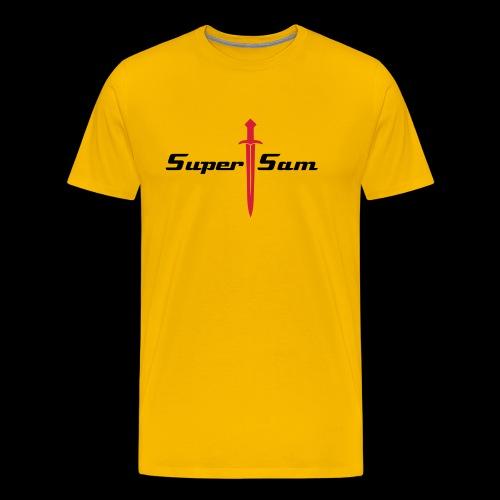 SuperSamB - Men's Premium T-Shirt