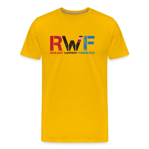 RWF Black - Men's Premium T-Shirt