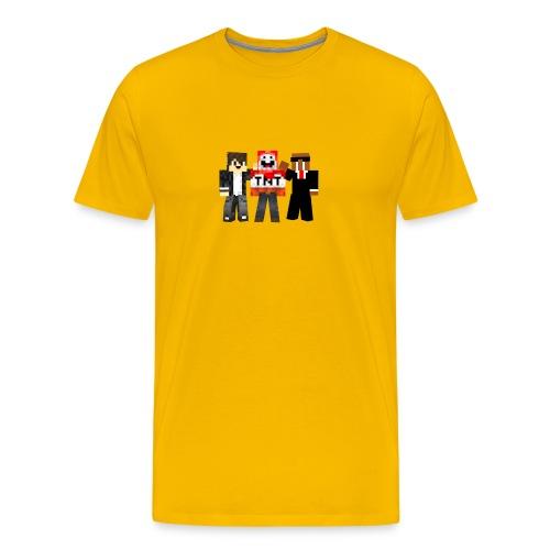 3 Amigos - Men's Premium T-Shirt