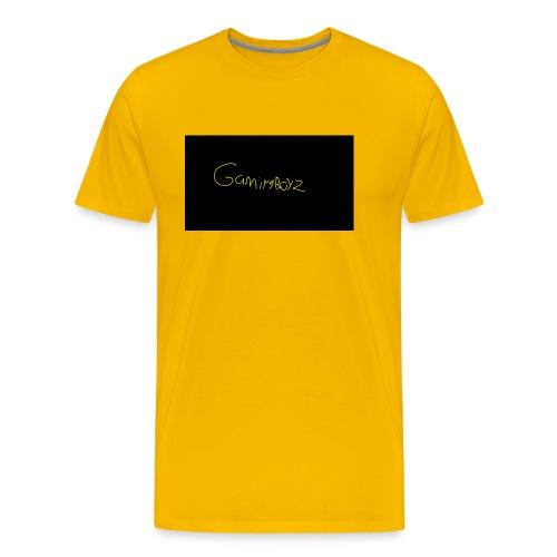 GamingBoyz - Men's Premium T-Shirt