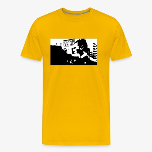 The Punch - Men's Premium T-Shirt