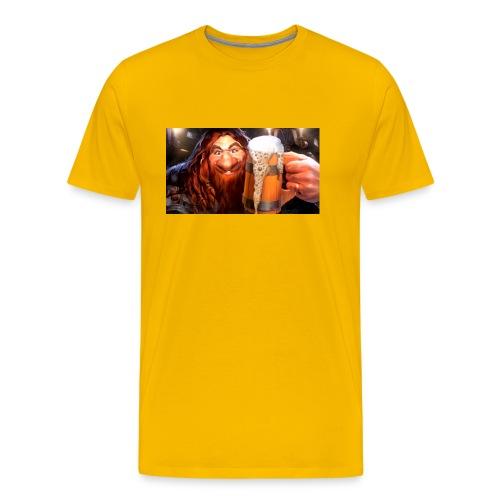 Hearthstone Innkeeper - Men's Premium T-Shirt