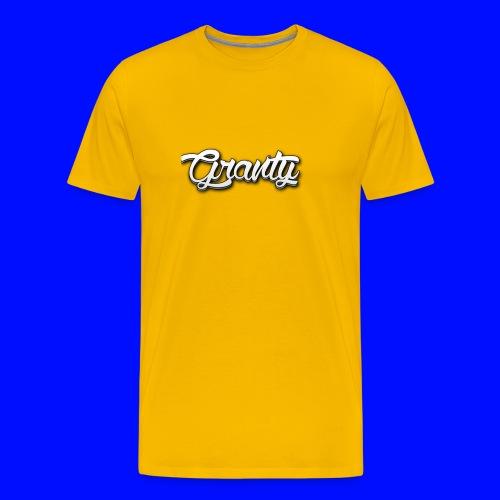 Official Logo of Granty - Men's Premium T-Shirt