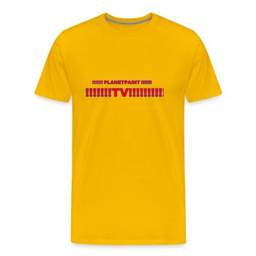 PlanetPaintTV - Men's Premium T-Shirt