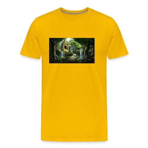 The Ancient Wild Lucian - Men's Premium T-Shirt