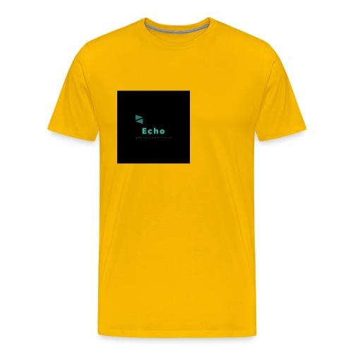 Echo Clan Offical Logo Merch - Men's Premium T-Shirt