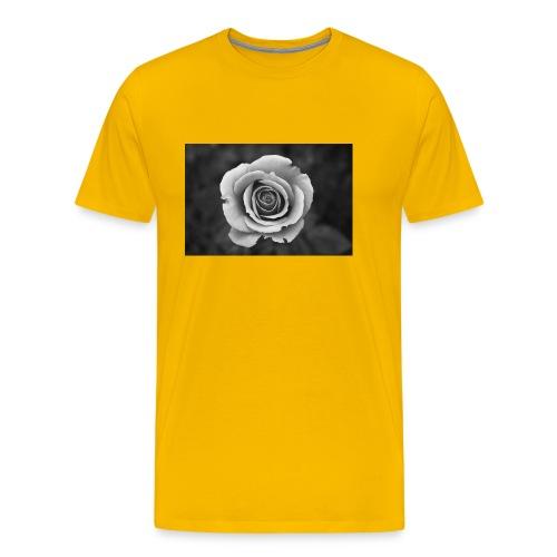 dark rose - Men's Premium T-Shirt