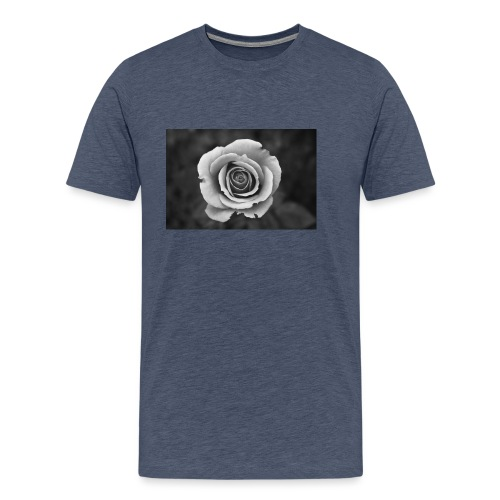 dark rose - Men's Premium T-Shirt