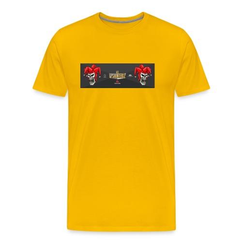 GpsHunter12 - Men's Premium T-Shirt