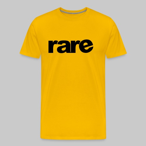 Quality Womens Tshirt 100% Cotton with Rare - Men's Premium T-Shirt
