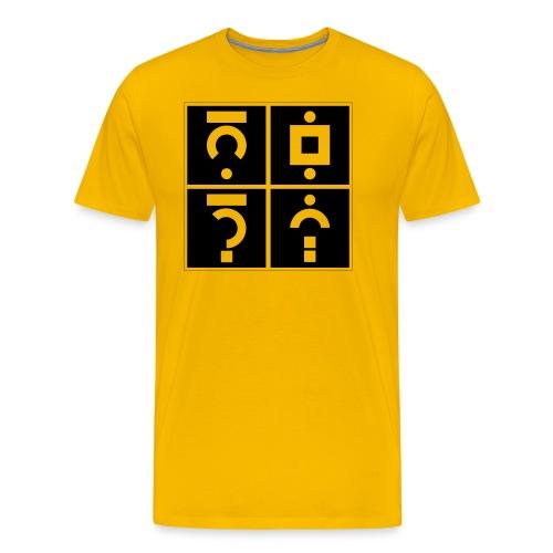 NDSL: Krakoa Bk - Men's Premium T-Shirt