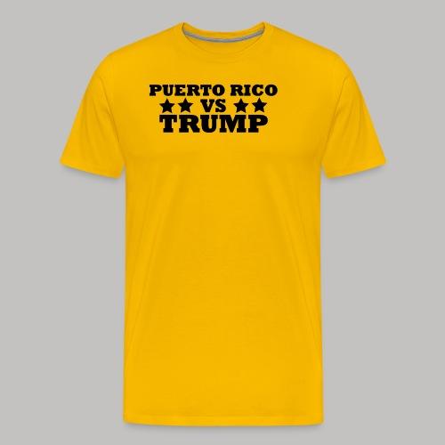 Puerto Rico Vs Trump - Men's Premium T-Shirt