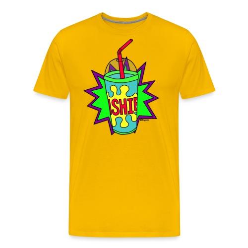 Retro Slushie - Men's Premium T-Shirt