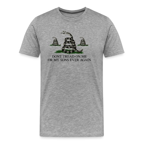 donttread - Men's Premium T-Shirt