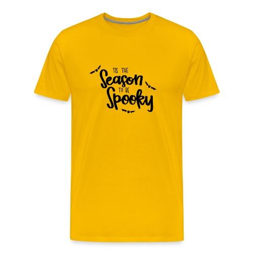 spooky season is came lo - Men's Premium T-Shirt