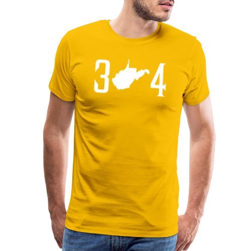 304 - Men's Premium T-Shirt