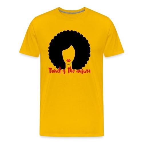 Travel Tank shirt - Men's Premium T-Shirt
