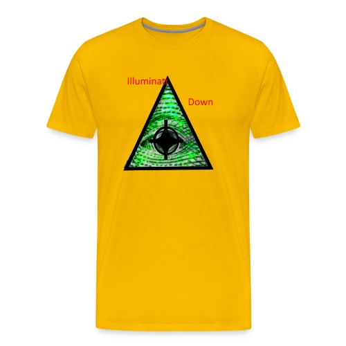 illuminati Confirmed - Men's Premium T-Shirt