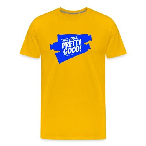 Paint Tubes - Men's Premium T-Shirt
