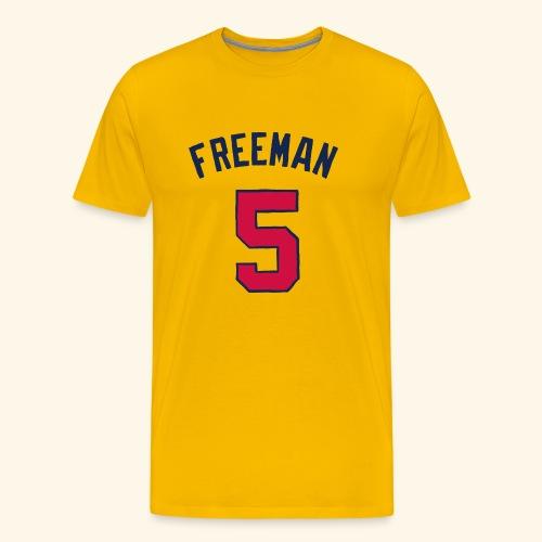 for - Men's Premium T-Shirt