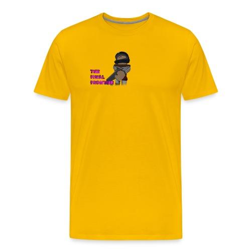 The Final Frontier Sports Items - Men's Premium T-Shirt