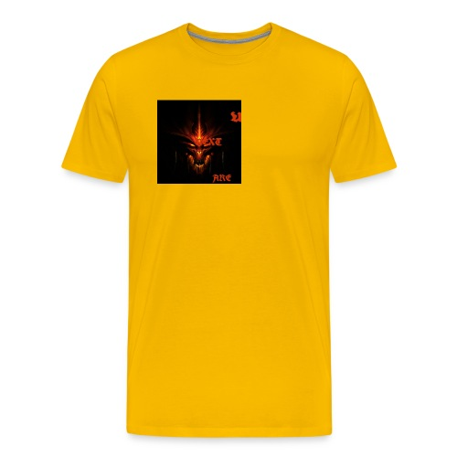 demons!! - Men's Premium T-Shirt