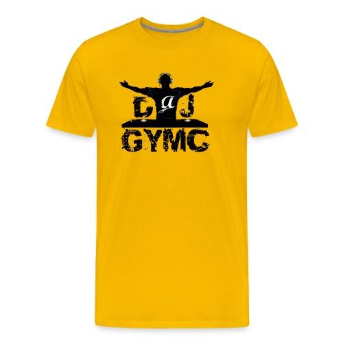 DJ GYMC Logo - Men's Premium T-Shirt