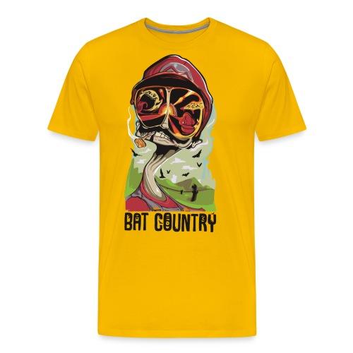 Fear and Mario at Bat Country - Men's Premium T-Shirt
