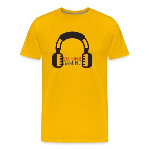 SALSUNSHINE GAMING LOGO - Men's Premium T-Shirt