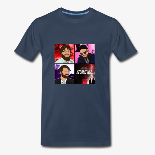 Second Take Cover - Men's Premium T-Shirt