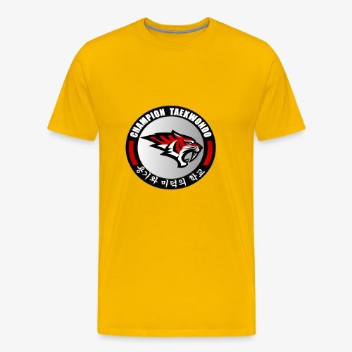 champion Taekwondo t 2018 - Men's Premium T-Shirt