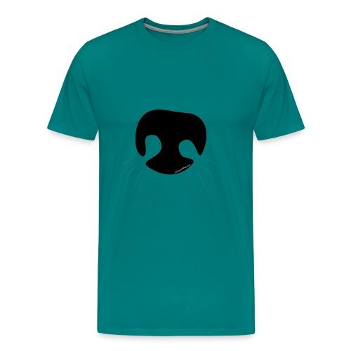 Dog Nose - Men's Premium T-Shirt