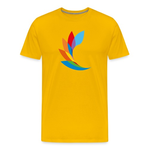 shirt color beautiful - Men's Premium T-Shirt