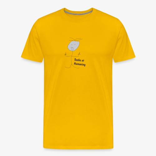 suckit2 - Men's Premium T-Shirt